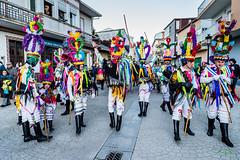 II Mascarada Ibrica-25 (jmdobarro) Tags: galicia carnaval bolo mascarada viana tradicin ourense entroido ibrica vilario conso