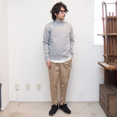 February 07, 2016 at 12:54PM (audience_jp) Tags: fashion japan tokyo audience style snap  madeinjapan shoop kouenji  coordinate  ootd  nowavailable     audienceshop   aud1749