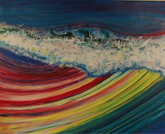 RainBow Wave By Kevin G Nicholson (blackstripeproductions) Tags: ocean family light orange abstract art water america nude lights rainbow kevin acrylic dragon modernart awesome fineart flight wave crest spirits fantasy brightlight american kev keving awardwinning prismatic dragos blackstripe 250000 acryliconcanvas americanartist kevinnicholson heidinicholson glennenicholson germainfortin noxpheonixnicholson tonyanicholson freyanicholson emotionalwork kevingnicholson blackstripeproductions blackstripephotography blackstripegallery