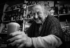 the publican (Gerrykerr) Tags: irish pub clare drink guinness
