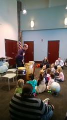 Boom Pop Sizzle 2013 (ypsidistrictlibrary) Tags: music youth drums presentation 2013 ydlwhittaker
