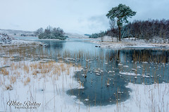 Loch Tulla ... (Mike Ridley.) Tags: snow scotland lochtulla scottishhighlands mikeridley sonyfe1635f4 sonya7rll