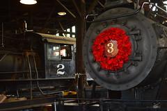 The celebrated Sierra No. 3 (radargeek) Tags: california ca train locomotive jamestown no2 railtown1897statehistoricpark sierrano3