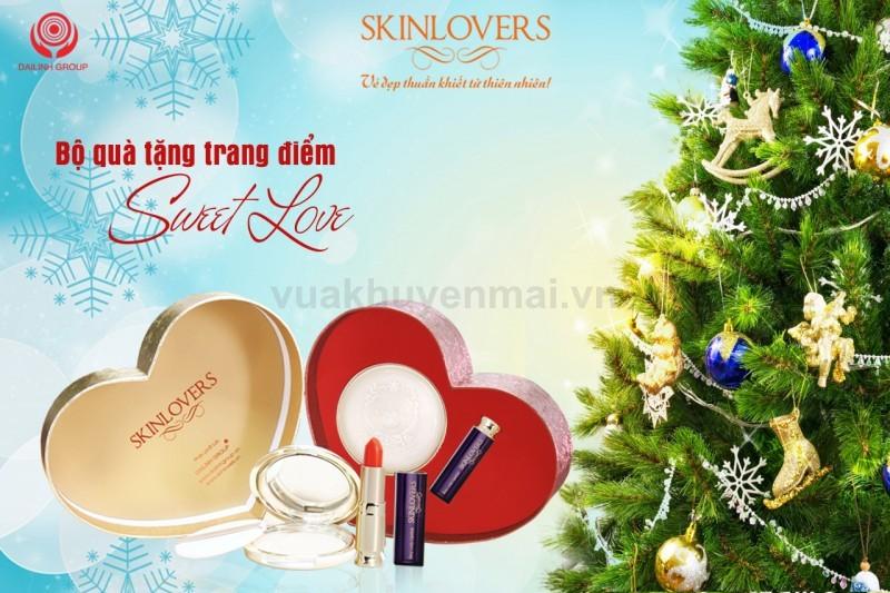 Skinlovers Sweet Love - trao gửi lời yêu thương