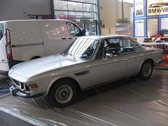 BMW 3.0 CSi E9 (nakhon100) Tags: cars 30 bmw coupe csi e9