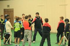 Boys U11 Training 2016