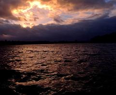 """ Before the storm "" #Dreilndersee Sunset# (Kalbonsai) Tags: sunset storm color water nikon wind before 1855mm waterscape wellen sturm golven dreilndersee d5100 naturphotography"