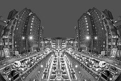 Thinking Outside the Box (ghp-1968) Tags: art photomanipulation bristol digitalart rotation bristolcity camerarotation nikonphotography nikond90 nikonuk nikond90photography dslrrotation