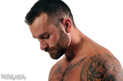 Nick Wagner (shoot 4) 011 (Violentz) Tags: shirtless portrait hairy man male guy model body muscle muscular bodybuilding fitness physique tattooed patricklentzphotography