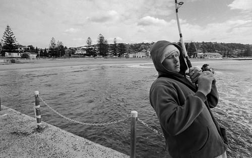 Fishing Collaroy