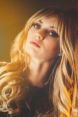 Elise (Ian_Arneson) Tags: light portrait woman sun color art beautiful beauty face virginia model glamour eyes nikon glow expression gorgeous naturallight moment nikkor fineartphotography divinefemale