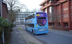 National Express Coventry ADL Trident 2/Enviro 400, 4767 (paulburr73) Tags: january alexander dennis coventry publictransport policestation citycentre westmidlands doubledecker nationalexpress nxc warwickuniversity adl 2016 warwickuni magistratescourt 4767 stjohnsstreet trident2 enviro400 routebranded h4533f nxwm littleparkstreet service11 bv57xkl nxgroup