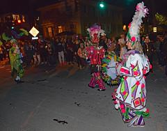Parding On (BKHagar *Kim*) Tags: street glitter shiny colorful band parade marching napoleon mardigras sequins krewedetat prytania detat bkhagar