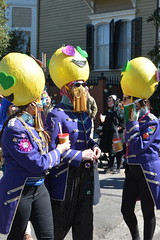 Socit de Ste. Anne 091 (Omunene) Tags: costumes party fun neworleans parade alcohol mardigras partytime faubourgmarigny licentiousness neworleansmardigras walkingparade socitdesteanne mardigras2016 alcoholfueledlicentiousness roylstreet