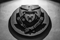 Lo stemma (drugodragodiego) Tags: blackandwhite bw italy night blackwhite pentax cai nightscene lombardia stemma biancoenero notturno k3 bagolino vallesabbia provinciadibrescia clubalpinoitaliano smcpentaxda1224mmf4edalif pentaxda1224mm valledelcaffaro pentaxiani pentaxk3