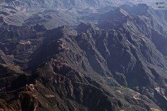 Mountains Above Vasco Gil (zeesstof) Tags: vacation geotagged mexico flight aerialview aerial durango windowseat zeesstof vascogil sanjosdelcabotohouston