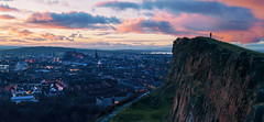 Edinburgh - From Salisbury Crags (kenny mccartney) Tags: uk panorama mountain art festival canon landscape volcano bay scotland edinburgh cityscape edinburghcastle unitedkingdom yes union meadows princesstreetgardens august fringe escocia forth license royalmile summit vista getty british referendum newtown oldtown crags balmoralhotel edinburghfestival edimburgo commonwealth commonwealthgames caltonhill arthursseat hogmanay devolution gettyimages urbanscape scottmonument assembly schottland forthbridge salisburycrags thehub schotland holyroodpark bruntsfield cramond scozia oldcollege cosse nicolsonstreet bettertogether edfringe edinburghfestivalfringe thefringe edinburghinternationalfestival eif dalkeithroad dimbourg tolboothkirk scottishindependence neverendum 5dii tse24lii festivalfringesociety kennymccartney scotlanddecides