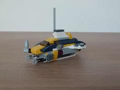 LEGO 31045 LEGO CREATOR 3 in 1 2016 Ocean Explorer Submarine (3/3) (Totobricks) Tags: make lego submarine howto instructions creator build 3in1 2016 oceanexplorer legocreator legocreator3in1 totobricks lego31045