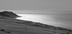 Plus rien que le sable, les vagues et le vent... (NUMERIK33) Tags: ocean sea mer sand dune sable explore pyla pilat gironde numerik33