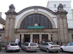Przystanek Katowice 05.03.2016 027 (urszmacz) Tags: stary katowice spacer tramwaj przystanek niadanie