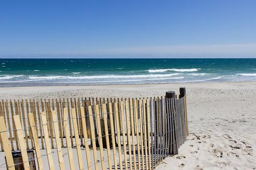 Beach near Boston.