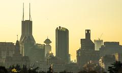 Puxi Skyline Excerpt (Andy Brandl (PhotonMix.com)) Tags: china city skyline architecture skyscrapers shanghai puxi photonmix