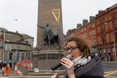 """Monument Walk along O'Connell Street Meridian on Sunday March 13th <a style=""""margin-left:10px; font-size:0.8em;"""" href=""""http://www.flickr.com/photos/94480569@N05/25355789443/"""" target=""""_blank"""">@flickr</a>"""