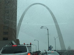 "Gateway Arch in St. Louis • <a style=""font-size:0.8em;"" href=""http://www.flickr.com/photos/109120354@N07/25445144784/"" target=""_blank"">View on Flickr</a>"