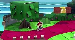 On the Way to E3: Paper Mario Color Splash (BagoGames) Tags: nintendo papermario topstories nintendodirect e32016 papermariocolorsplash