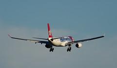 Edelweiss Air, Airbus A330-343, HB-JHQ