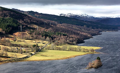 Queen's View (Ray Crabb) Tags: water scotland view perthshire queens highland loch tummel lochtummel thequeensview