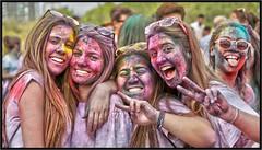 FIESTA HOLI 2016 (Sabadell-Barcelona) (FEMCUA) Tags: color gente personas chicas hindu holi maquillaje sabadell grupal fotodegrupo carapintada fotogrupal fiestaprimavera aglomeracion festivalholi grupodechicas polvosdecolores gentemaquillada festivalholisabadell2016 festivalholisabadell caradecolores fiestaprimaverahindu personasmaquilladas