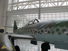 "Messerschmidt Me-262A 64 • <a style=""font-size:0.8em;"" href=""http://www.flickr.com/photos/81723459@N04/25607673245/"" target=""_blank"">View on Flickr</a>"