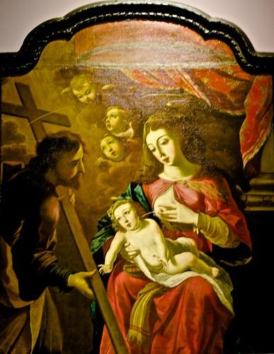 Virgin and the Child (1680) - Josefa de Óbidos (1630 - 1684)