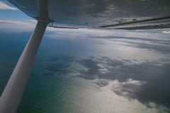 Flying to Newtonards NI (Fox Hotel Lima Photography) Tags: ireland club plane canon flying airport northern cessna weston 172 airfield ulster lightroom 182 spotter kilrush 70d abbeyshrule cessna182s newtonards sigma1750mm