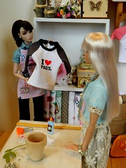 Poppy Loves Paul? (rata-tat-tat) Tags: dolldiorama barbiediorama poppyparkersabrina
