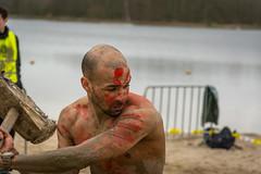 hammer (stevefge) Tags: people men netherlands sport mud nederland strength viking challenge berendonck nederlandvandaag reflectyourworld strongviking