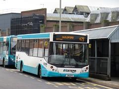 Buses Excetera J14 (J14ETC) - 10-03-16 (peter_b2008) Tags: transport evolution surrey dennis guildford mcv j14 dartslf buspictures coachesexcetera j14etc busesexcetera