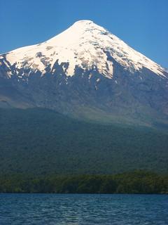 Lago llanquihue,volcan osorno,ensenada,Chile