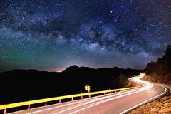 ~~ Milkyway (Shangfu Dai) Tags: landscape nikon taiwan  galaxy formosa  afs  milkyway   hehuan  1635mm     3416m d800e
