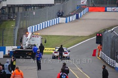 The pit lane during the BTCC Media Launch Event 2016 (MarkHaggan) Tags: cars pits vehicles circuit motorracing motorsport btcc pitlane donington 2016 castledonington touringcars doningtonpark btcc2016 btccmedialaunch 22mar16