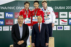 FINA/NVC Diving World Series 2016 - Dubai (fina1908) Tags: 2016 fina nvc diving worldseries tuffi dubai 10mmenpodium unitedarabemirates uae dws dws16