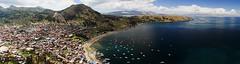 Copacabana (Chachino) Tags: travel titicaca canon landscape photography bolivia panoramic panoramica latinoamerica phototravel