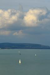 Balatoni vitorls - Sailboat at lake Balaton (bencze82) Tags: summer lake sailboat hungary 90mm balaton voigtlnder t magyarorszg tihany f35 nyr balatoni apolanthar vitorls slii