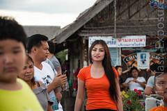 Beautiful Women (cooli_#1) Tags: street old trip food museum asian thailand temple photography boat ancient bangkok buddhist sightseeing barge silom bts 2014 thonburi    sukhumwit  earthasia seaviewrestaurant  asiathai bangkhunthain rathankosin