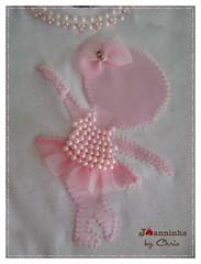 Imagem 051 (Joanninha by Chris) Tags: baby handmade artesanato beb fita organza bordado feitoamo enxovalmenina enxovalbeb