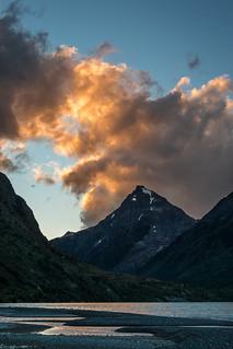 Hierve los Nubes