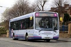 67843 SN13EDX First Glasgow (busmanscotland) Tags: glasgow ad first e300 300 alexander dennis enviro adl edx 67843 sn13 e30d sn13edx