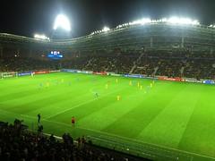 Borisov Arena (gokdeniztm) Tags: barcelona architecture football stadium match belarus fc fcb bate borisov
