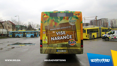 Info Media Group - Fanta, BUS Outdoor Advertising, 03-2016 (6)